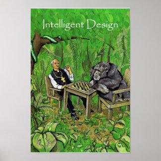 Diseño inteligente póster