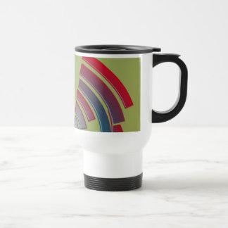 Diseño inteligente taza de café