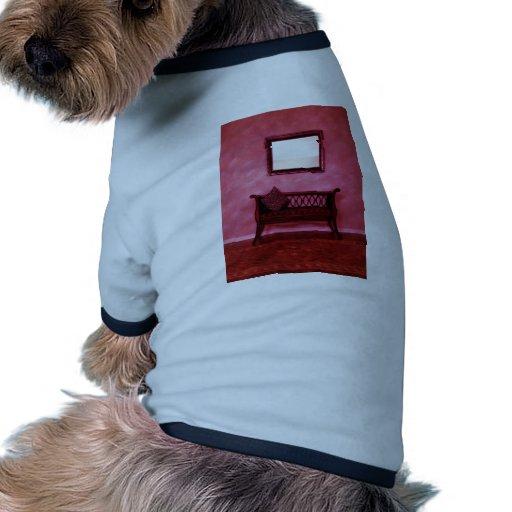 Diseño interior del salón del Settee del espejo el Camiseta De Perrito