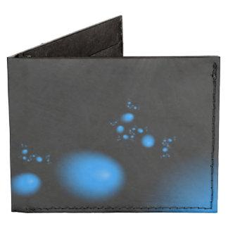 Diseño inusual del fractal de los huevos del azul billeteras tyvek®