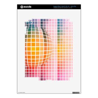 DISEÑO iPad 3 PEGATINAS SKINS