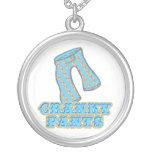 Diseño irritable divertido de los pantalones grimpola