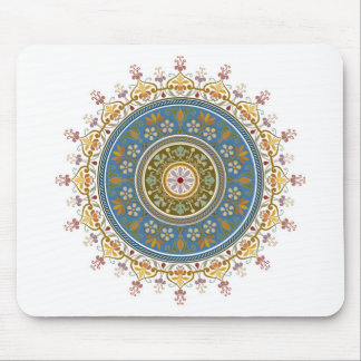 Diseño islámico del modelo del vintage tapete de raton