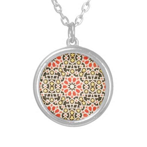 Diseño islámico oriental del modelo del vintage joyerías