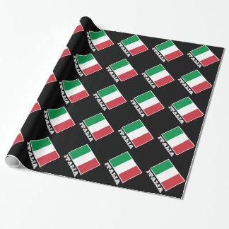 Diseño italiano del papel de embalaje de la