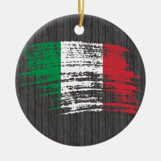 Diseño italiano fresco de la bandera ornamentos de reyes