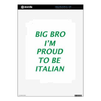 Diseño italiano skins para eliPad 2