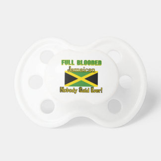 Diseño jamaicano del ciudadano chupete