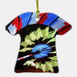 Diseño justo colorido del paseo, colores de neón e ornamento para reyes magos