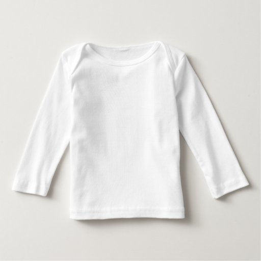 Diseño largo infantil del Grunge de Sleeve=TDH Camiseta