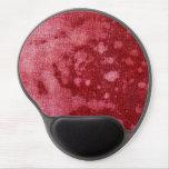 Diseño lavado #10 del dril de algodón en Emporio M Alfombrilla De Ratón Con Gel