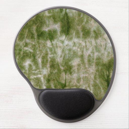 Diseño lavado #3 del dril de algodón en Emporio Mo Alfombrillas De Raton Con Gel