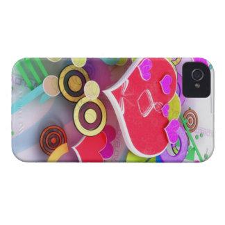 Diseño lindo de BestModels del caso del iPhone del Case-Mate iPhone 4 Carcasa