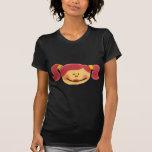 ¡Diseño lindo de Girlie! Camisetas
