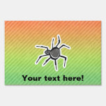 Diseño lindo de la araña
