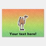 Diseño lindo del camello