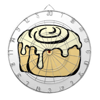 Diseño lindo del dibujo animado del bollo de miel