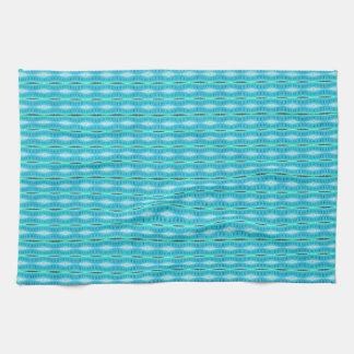 diseño lindo del modelo de la turquesa toalla de cocina