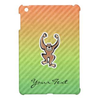 Diseño lindo del mono iPad mini protector