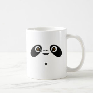diseño lindo fresco del ejemplo de la panda por Ka Taza