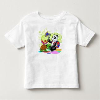 ¡Diseño lindo para Todler-Conveniente para Playera De Niño