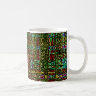 Diseño líquido del microchip taza