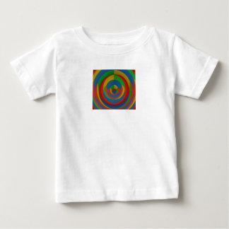 diseño llamativo colorido playeras