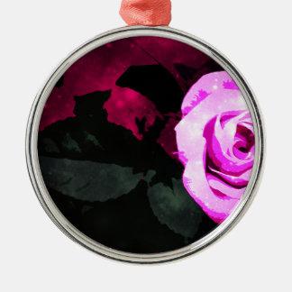 Diseño mágico de rosa