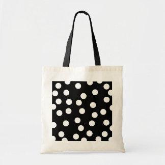 Diseño manchado blanco y negro