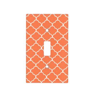 Diseño marroquí coralino @ Emporiomoffa Cubierta Para Interruptor