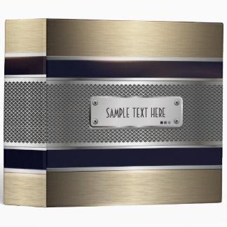 Diseño metálico 2-Customizable de la mirada de 3 t