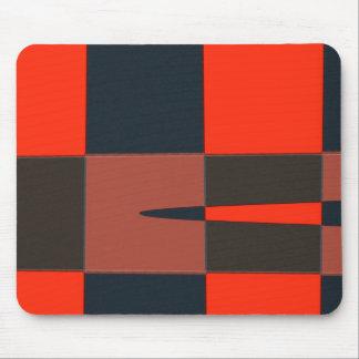 Diseño minimalista tapetes de ratón