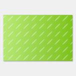 Diseño modelado verde lima brillante del fondo