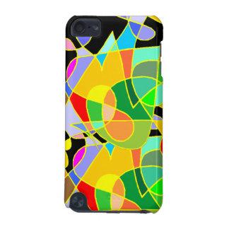 Diseño moderno colorido del arte abstracto