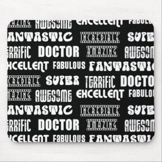 Diseño moderno fresco para los doctores: Palabras Alfombrillas De Ratón