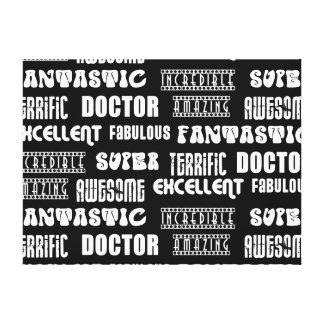Diseño moderno fresco para los doctores: Palabras  Lona Estirada Galerías