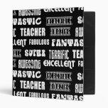 Diseño moderno fresco para los profesores: Palabra