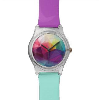 Diseño moderno relojes de mano