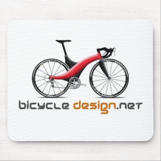 Diseño Mousepad de la bicicleta Tapetes De Ratones