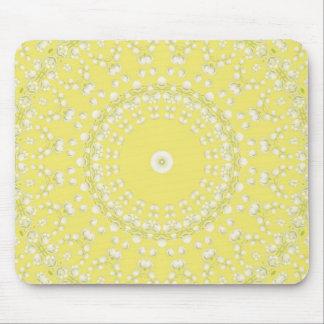 Diseño Mousepad del caleidoscopio Tapetes De Ratón