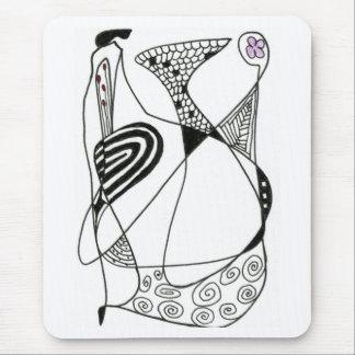 """Diseño Mousepad del extracto de la gallina del"