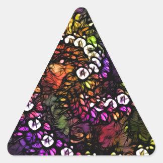 Diseño multi-floral abstracto hermoso