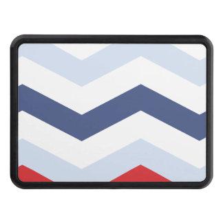 Diseño multicolor de Chevron Tapa De Remolque