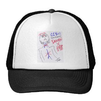 diseño negado de la camiseta de Tessa Gorra