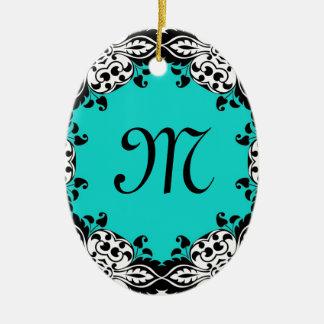 Diseño negro y blanco del trullo elegante con el m ornamento para reyes magos