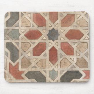 Diseño No-Embellecido II de Marrakesh Tapetes De Raton