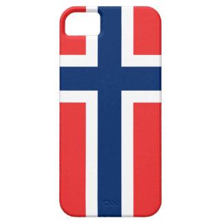Diseño noruego del caso el   Noruega del iPhone de iPhone 5 Carcasas