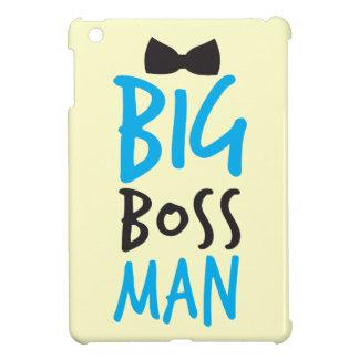 Diseño NP del hombre del gran jefe iPad Mini Carcasas