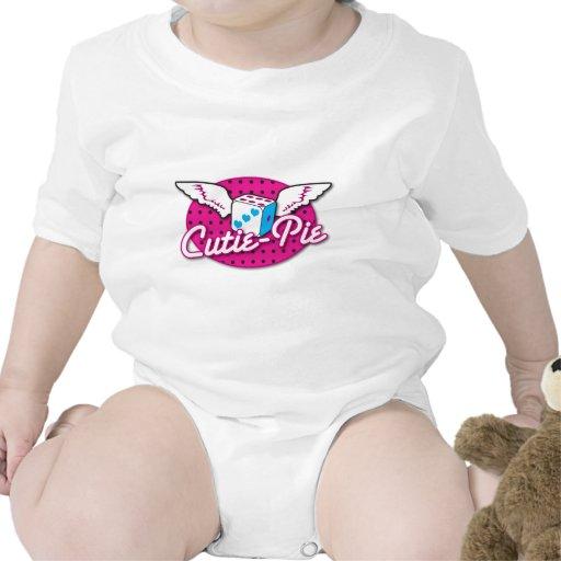 Diseño NP del Rockabilly de la empanada de Cutie Camisetas