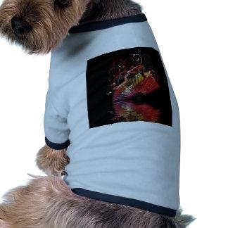 Diseño nueve ropa de perros